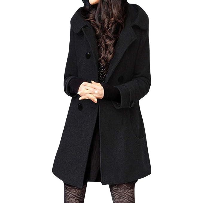Amazon.com: LISTHA Chaqueta de piel para mujer, talla grande ...