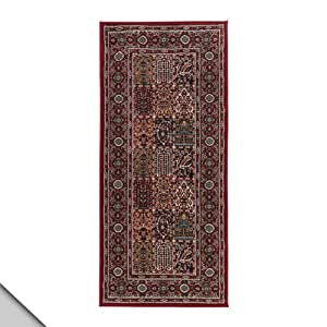 Amazon Com Ikea Valby Ruta Rug Low Pile Runner Multicolor