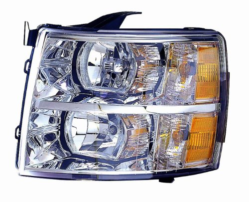 09 silverado headlight assembly - 2