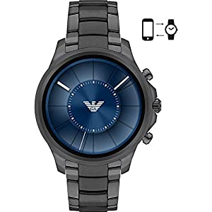 Emporio Armani Connected Mens Touchscreen Smartwatch
