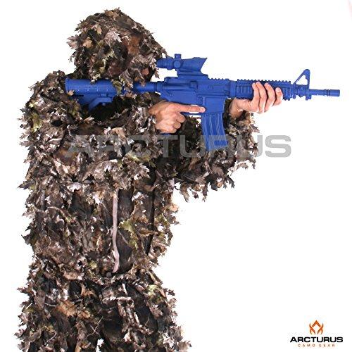 (Arcturus 3D Leaf Ghillie Suit (Dark Woodland, ML))