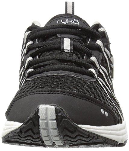 Sport Black Water Women's Shoe RYKA Hydro Silver HRg8xT7