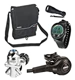 Mares Abyss 22 Navy Regulator Scuba Gear Package