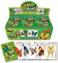 Butterflies Playing Cards–54のデッキカード