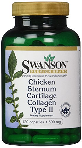 Swanson Chicken Cartilage Capsules