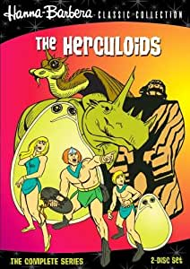 The Herculoids:  Complete Series (2 Disc)