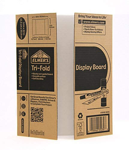 elmers-tri-fold-display-board-14-x-22-inch-white-730109