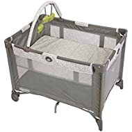Graco Pack N Play Playard Bassinet with Automatic Folding...