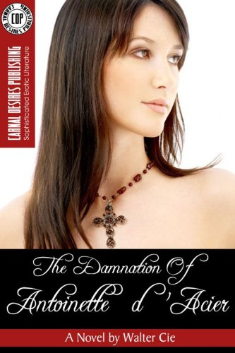Book: The Damnation of Antoinette d'Acier by Walter Cie