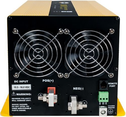 Go Power! GP-SW3000-12 3000-Watt Pure Sine Wave Inverter by Go Power! (Image #1)
