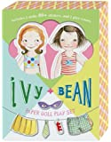 By Annie Barrows - Ivy + Bean Paper Doll Play Set [With Sticker(s) and 2 Play Scenes] (9/26/11)