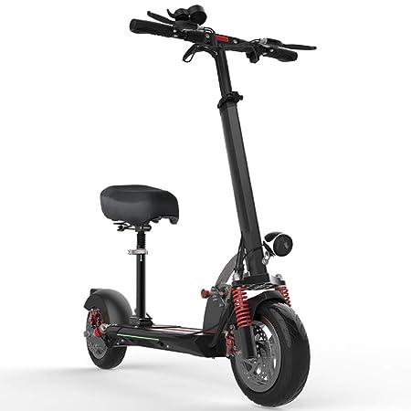 YXP Patinetes eléctricos para Adultos,500W - Velocidad ...