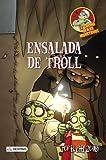 Ensalada de troll: La cocina de los monstruos 11 (Cocina Monstruos)