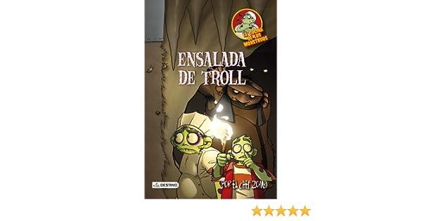 Ensalada de troll: La cocina de los monstruos 11