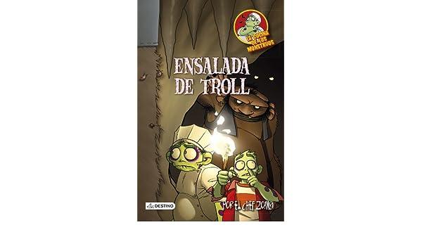 Amazon.com: Ensalada de troll: La cocina de los monstruos 11 ...