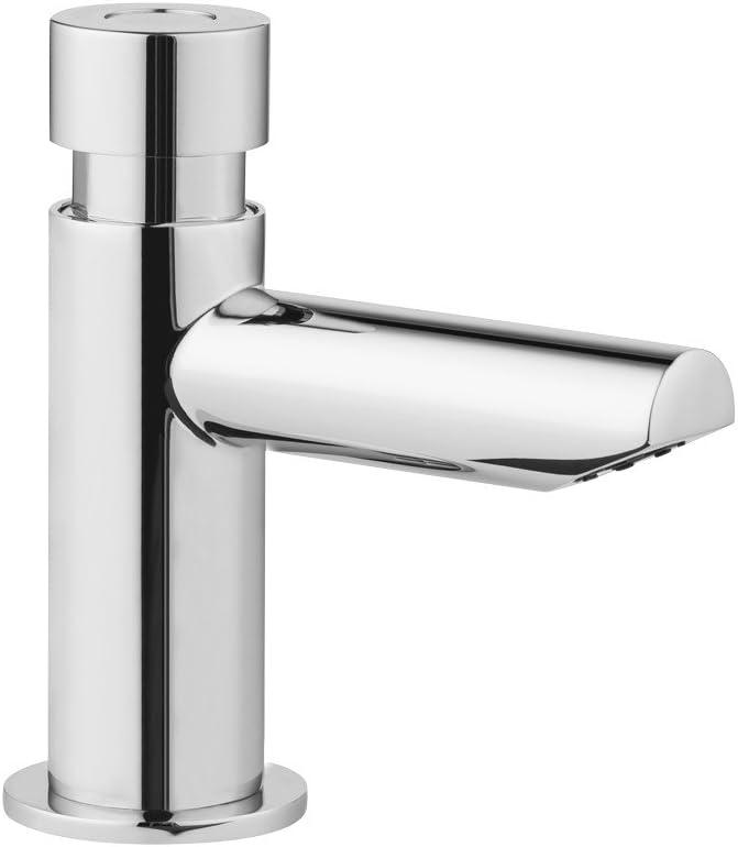 Kaltwasserhahn Gäste WC Armatur Standventil selbstschließend Timer Funktion Top