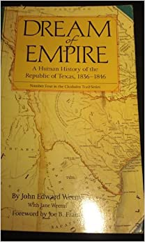 Book Dream of Empire (Chisholm Trail)