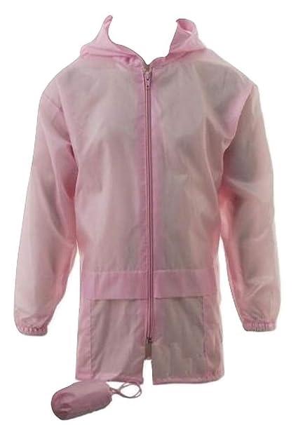 Kagool ~ 4-12 Years Rain Coat Childrens Shower Resistant Pac A Mac