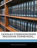 Ljóðmæli Conferenceráðs Magnúsar Stephensens, Magnus Stephensen, 1141862182