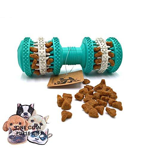 PetFun Puppy Small Dog Everlasting Dental Treat Healthy Rubber Bone Chewing