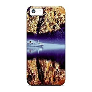 Fashionable Style Case Cover Skin For Iphone 5c- Holiday Cruising