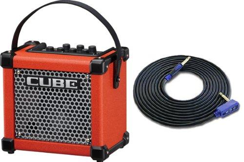品多く 【VOX3mシールド付 B00ECMXMBQ】Roland/ローランド MICRO CUBE GX R R/レッド/レッド Guitar GX Amplifier [M-CUBE GX] B00ECMXMBQ, GOGOshop:f010a932 --- a0267596.xsph.ru