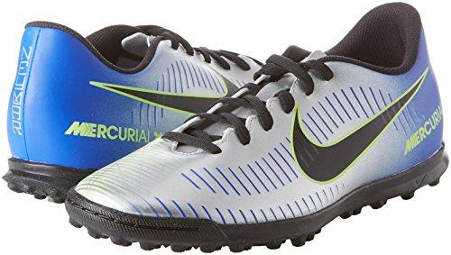 Volt racer Vortex Tf Mercurialx 407 Calcio Blu Scarpe Njr Blue Chrome Nike Black Uomo Iii Da 65vqwIR