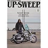 UP SWEEP 2017年11月号 小さい表紙画像