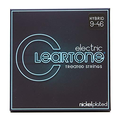 Cleartone Electric .009-.046 Hybrid Strings (Cleartone Guitar Strings)