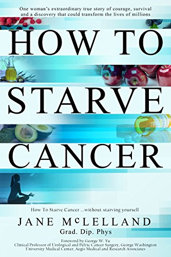 How to Starve Cancer ...without starving yourself: The Discovery of a Metabolic Cocktail That Could Transform the Lives of Millions (Returns Dept)
