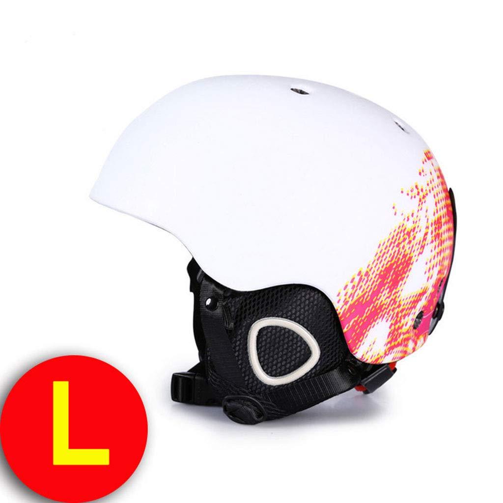 ヘルメット スキーヘルメット - 暖かい通気性のヘルメットを装備したユニセックス大人用保護装備 (色 : A, サイズ さいず : S s) B07HSP7LPL S s|A A S s
