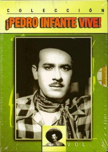 Coleccion Pedro Infante Vive Vol 2 : Boxset 3DVDs (Chavo Del Ocho Dvd Set)