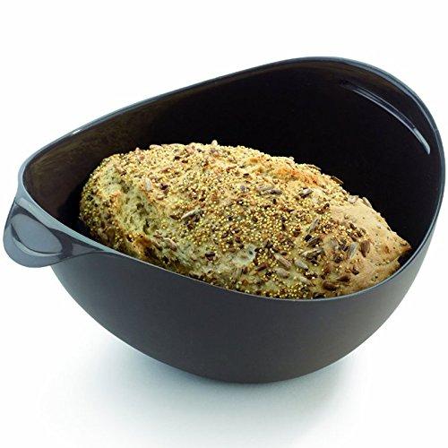 Lekue Silicone Bread Maker, Model # 0200600M10M017, Brown