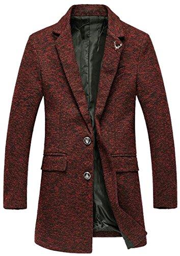 Red Overcoat - 8