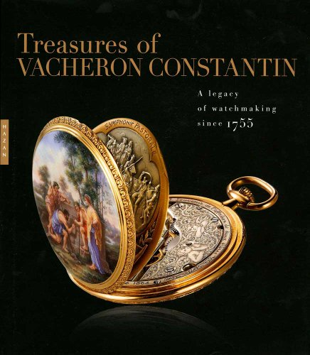 Treasures of Vacheron Constantin: A Legacy of Watchmaking for sale  Delivered anywhere in USA