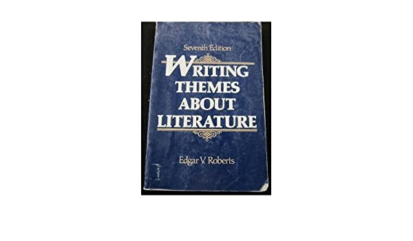 Themes in literature poster