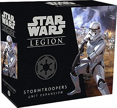 Fantasy Flight Games Star Wars: Legion - (SWL07) Stormtroopers Unit Expansion Pack