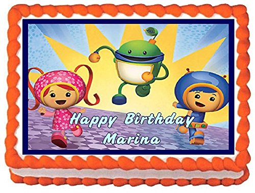 Top 10 recommendation team umizoomi edible image for 2019