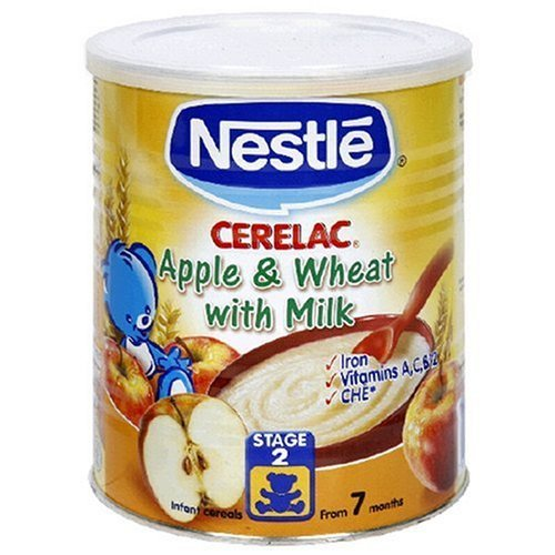 Nestle Cerelac Apple 400g (England)