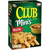 Keebler, Club, Minis Crackers