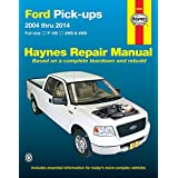 Ford Pick-ups 36061 (2004-2014) Repair Manual (Haynes Repair Manual)