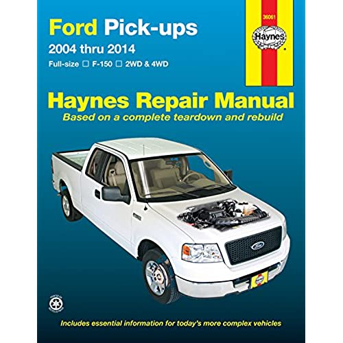 haynes manual amazon com rh amazon com 1987 Ford F-250 1986 Ford F-150