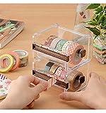 PlusGift ino01 Washi tape dispenser, Roll tape holder