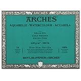 watercolor paper 140lb hot press - Arches Watercolor Block, Hot Press 7