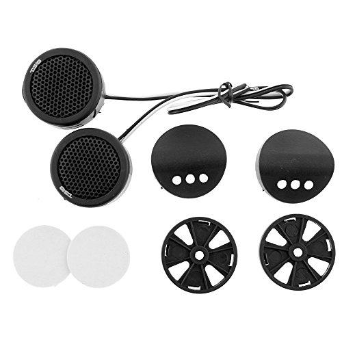- DS18 TWPZ Piezo Super 80 Watts Micro Dome Tweeter - Set of 2