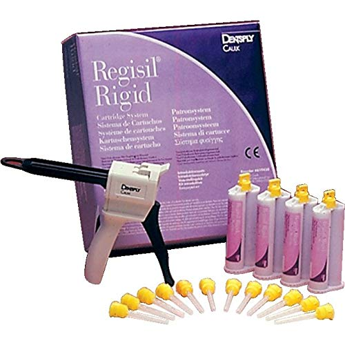 Amazon.com: Regisil Rigid Super Fast Set – Refill, Purple, 50 ml Cartridges, 4/Pkg: Industrial & Scientific