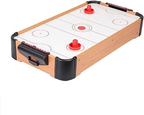 WHTBB Tabla Juguete del Juego de Hockey Hockey de Mesa Escritorio Grande del Hockey Adulto Máquina de niños Indoor Doble Juego de Mesa: Amazon.es: Deportes y aire libre