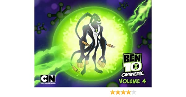 ben 10 omniverse return to forever