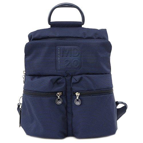Zaino Anatra Mandarina - Md20 - Zaino 2 Tasche - Vestito Blu
