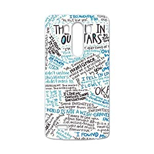 Fashion Unique Special White Phone Case for LG G3